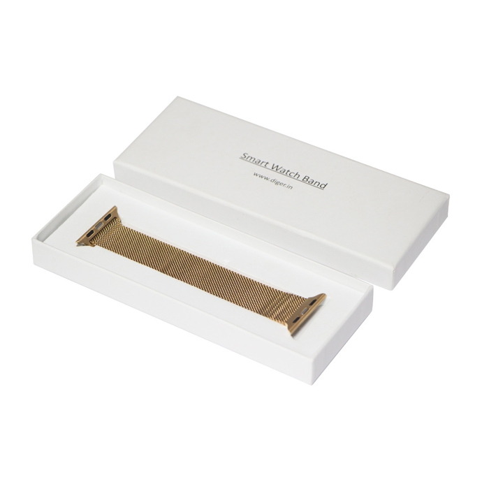 Single Thick Ppaper Fashion Watch Box