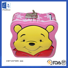 Bear Shape Bulk Candy Tin Favorsを購入する