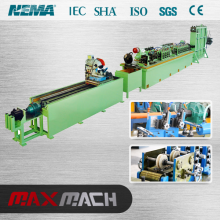High frequency automatic steel carbon tube welding machine