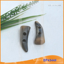 Polyester Horn Button for Coat BP4344