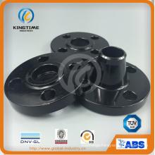 ASME B16.5 A105 Carbon Steel Socket Weld Flange Forged Flange (KT0244)