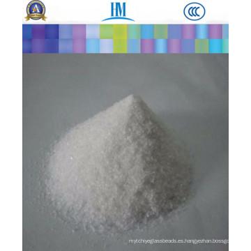 0.5-1mm blanco de cuarzo de sílice / sílice / arena de playa / arena de crisol de cuarzo solar