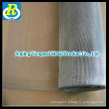 Hebei Anping YongWei tela de janela galvanizada 16 * 16 mesh