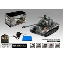 1: 18 de control remoto de control de juguete tanque (H1401064)