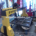 SHUIPO Drop Side Welding Machine CNC Dumper Board Automatic Welding Robot
