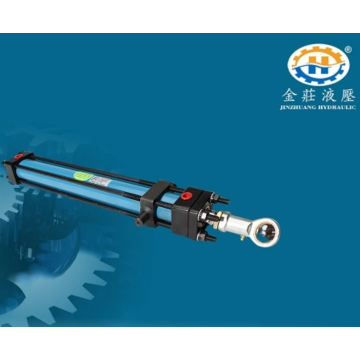 Heavy hydraulic cylinder in mechanical device