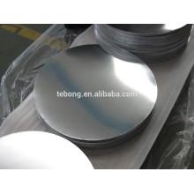 1050 1100 HO 3003 cercle en aluminium rond Cercle disque / aluminium pour ustensiles pour ustensiles de cuisine