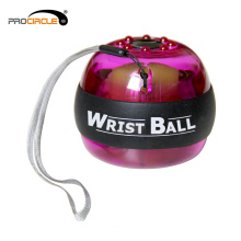New Design Exercise Equipment LED Light Wrist Ball