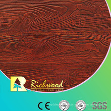 Commercial 12.3mm Embossed Hickory Waterproof Laminated Flooring
