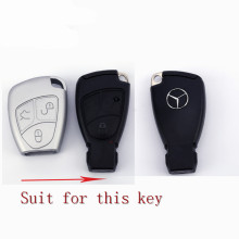 Silicone Mercedes Benz Key Cover voor auto