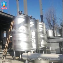 100TPD que cozinha o fornecedor da máquina de processamento do óleo do canola