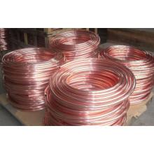 Tubo de cobre vermelho C12200