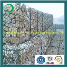 Gabion Box with Galvanized or PVC Coating