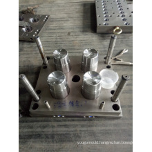 4 Cavities Plastic Injection Mold