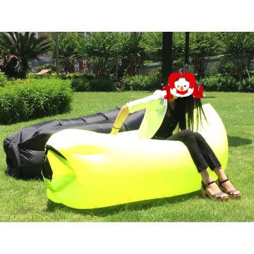 Saco de dormir inflable de Nylon Lamzac de la nueva manera del producto