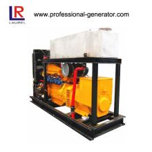 Multi Cylinder Silent Gas Generator (120kw 150kVA)