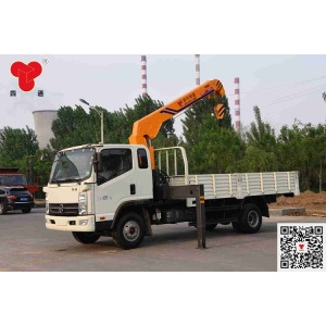 China Professional Supplier for Mini Crane With Truck 5 ton truck with crane supply to Swaziland Manufacturers