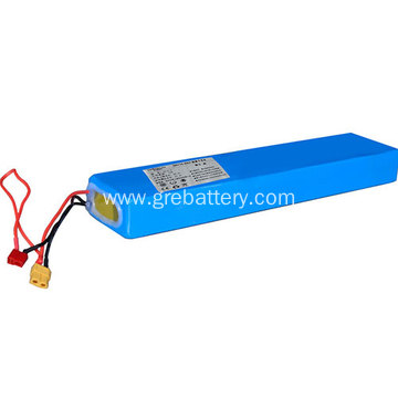 36V 12Ah Li-ion Battery for Grass Cutter