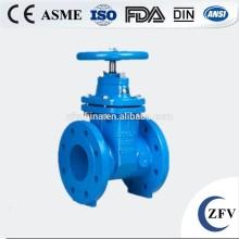 DIN 3352 F4 & F5 Absperrschieber (elastische Absperrschieber)