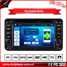 Windows Ce Car DVD GPS Navigation for Suzuki Jimny Audio Video Navigation Hualingan