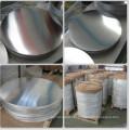 Алюминиевый / алюминиевый круг для знаков с хорошей плоскостностью (A1050 1060 1100 3003)