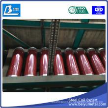 CGCC Bobina pré-pintada de aço galvanizado PPGI