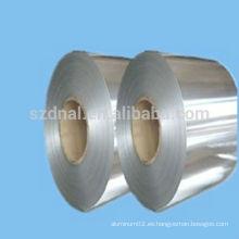 Proveedor de China proveedor de rollo de hoja de aluminio 1050 H14