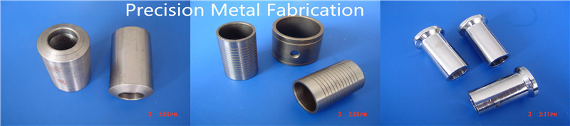Custom precision steel fabrication parts
