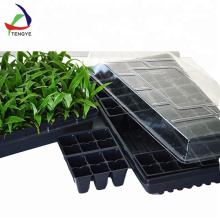 hydroponic trays PS tray Plastic Agriculture Seed Trays