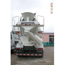 Caminhão do misturador concreto de Sinotruk HOWO 6x4 336HP