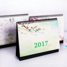 Полного Цвета Изготовленный На Заказ Конструкции Способа Печатания Календара Стола