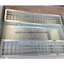 Galvanized Steel Foldable Wire Box Pallet (EBILMETAL-WBP)