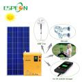 Espeon Haushaltsgeräte Portable Lighting Generator Solar Power System