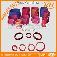 API Spec drilling centralizer for casing China manufacture