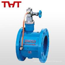 pequeña resistencia al avance lento baja resistencia dn100 pn16 válvula de retención / chimenea válvula de gas