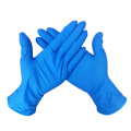 Disposable Medical powder free glove Nitrile glove