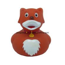 Animal feito sob encomenda patos dados forma da natação