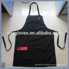 Avental promocional da cozinha do avental aventais Avental bordado do bordado do avental da cozinha