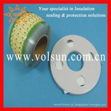 Luva de marcação de fio de uso de impressora térmica