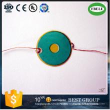 Buzzer cerâmico piezo feito por encomenda do fornecedor de China com fio