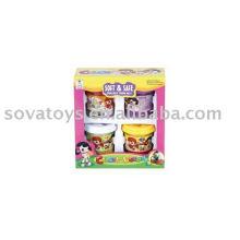 907990951-play тесто комплект DIY игрушка