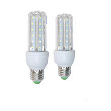 3u forma de LED de luz de la lámpara de maíz para el distribuidor
