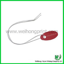 Factory price paper hangtag with cotton rope