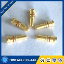 Mig piezas de soldadura 4335 linternas de soldadura Bernard difusor de gas