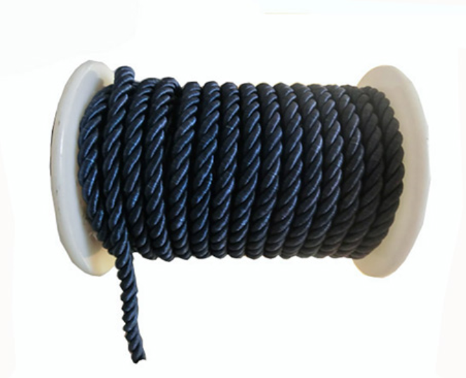 new nylon braided twisted cord
