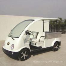 Marshell CE aprobado vehículo tienda eléctrico con caja de carga corta (DU-N4)