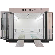 TFAUTENF TF-ES5 electrical heating Auto Paint Booth/Car Spray Booth/painting room