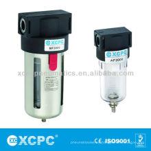 Filtro-AF/BF-aire de la serie tratamiento de la fuente de aire-aire unidades de elaboración