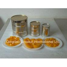 820g / 460g Misturas de Pêssegos Amarelos em L / S
