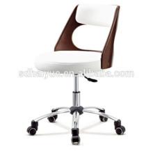 Зерновой белые кожаные фанеры исполнительный офисная мебель